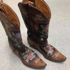 Women's Old Gringo Boots size 9 Bonnie